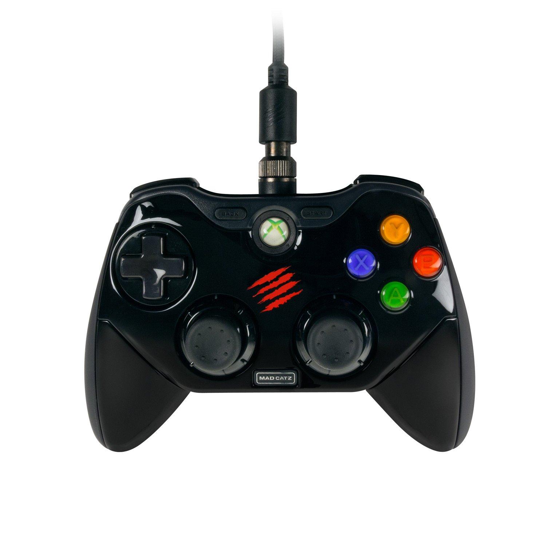 mad catz xbox 360 controller driver