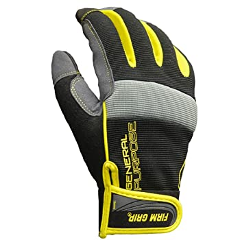 Firm Grip Work Gloves