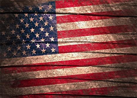 amazon com leowefowa 10x6 5ft american flag backdrop independence