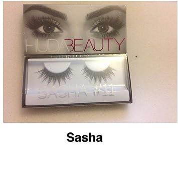 069b965f625 Huda Beauty Classic False Lashes Sasha #11: Amazon.co.uk: Beauty