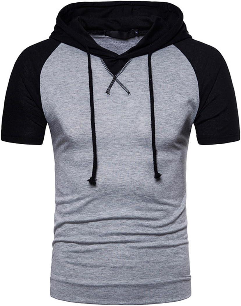Los señores del Manguito rotador Link Cap DE Manga Corta Camiseta,Gris Claro,m: Amazon.es: Deportes y aire libre