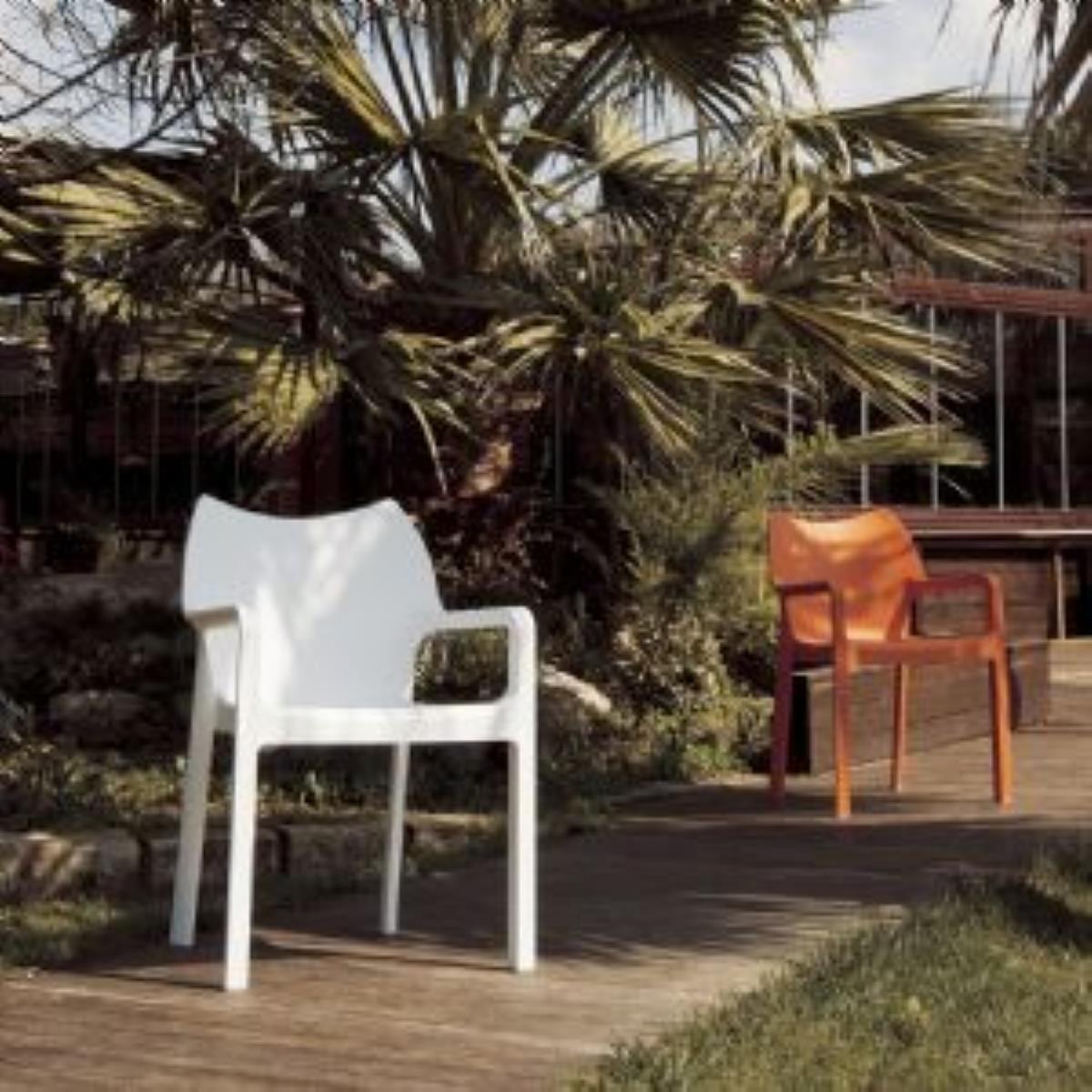 Outdoor Glider Chair – Dark Gray