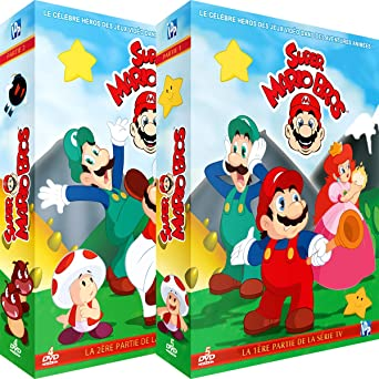 Coffret intégrale super Mario bros [Francia] [DVD]: Amazon ...