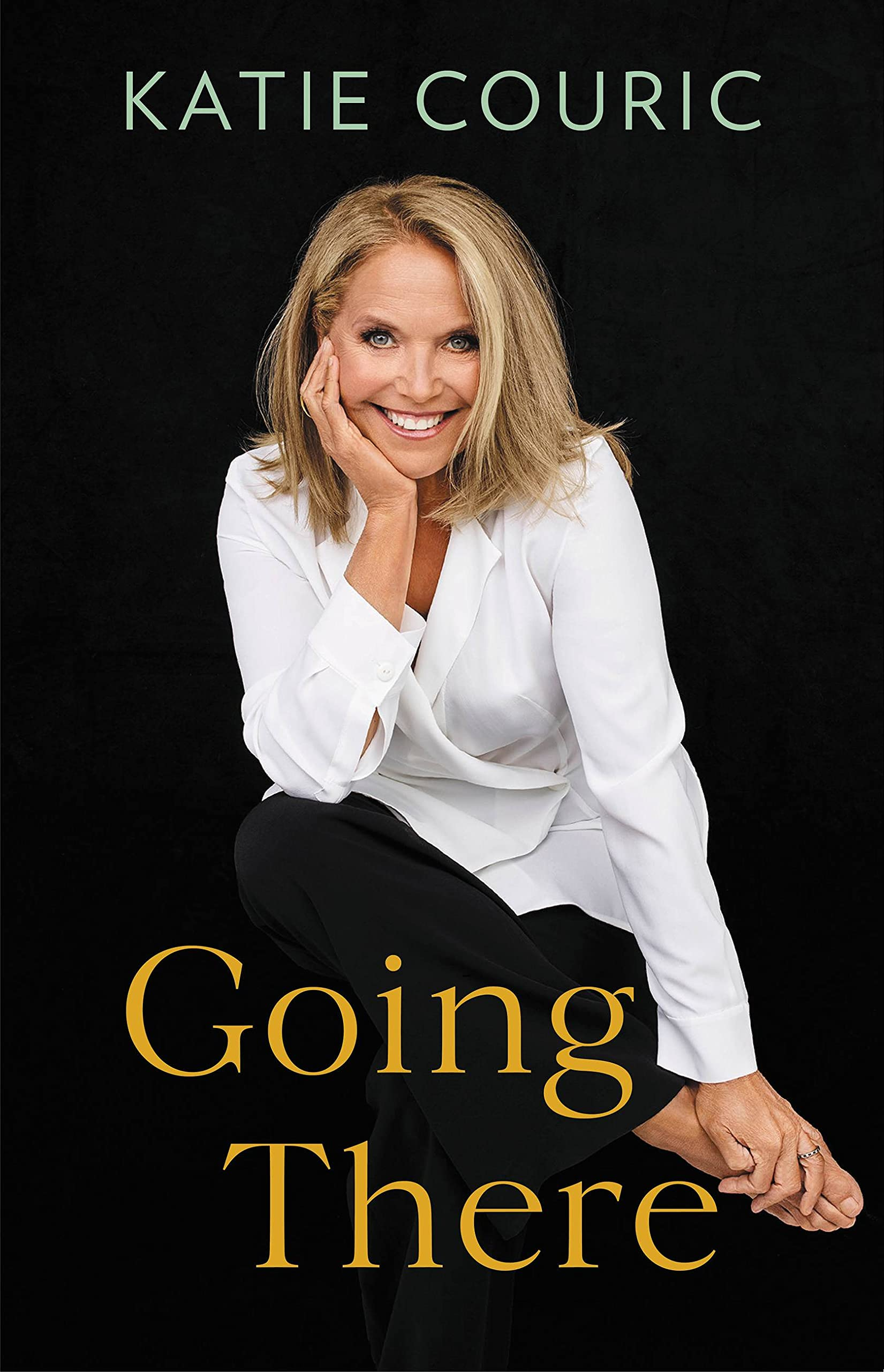 Going There: Couric, Katie: 9780316535861: Amazon.com: Books