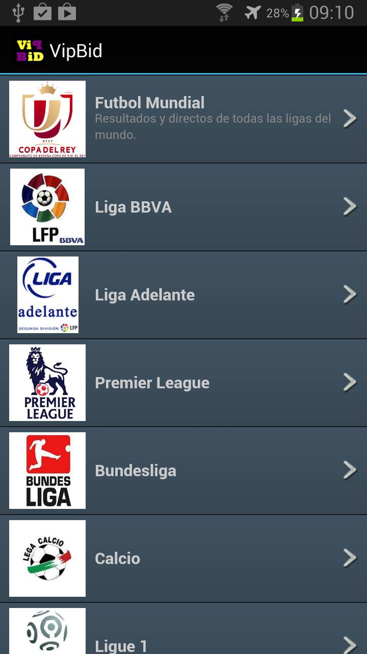 VipBid Futbol: Amazon.es: Appstore para Android