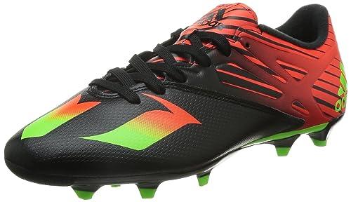 2d1bba2c8764 adidas Messi 15.3 FG/AG, Men's Football Boots, Multicolor (Core Black/