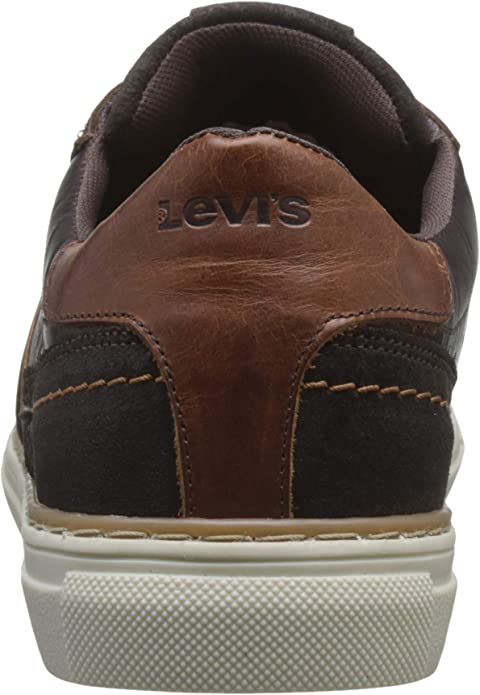 Levi's Mens Casual Shoes Baker Brown, 43: Amazon.ca