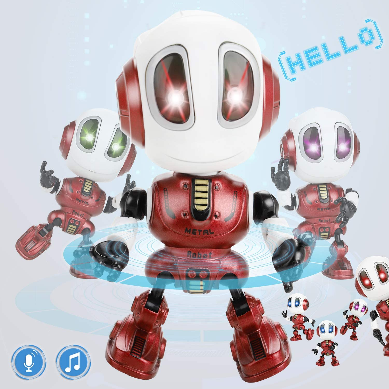 Amazon.es: Dookey Robot Repite, Mini Robot de Juguete para Niños ...