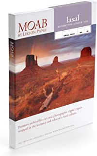 """product image for Moab Lasal Exhibition Luster 300, Archival Luster 300 gsm, 11 mil., Inkjet Paper 4x6"""", 50 Sheets"""