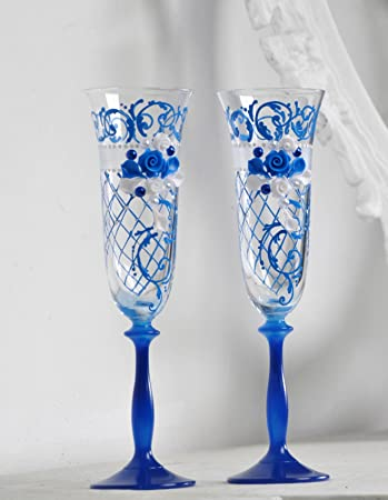 Amazon Wedding Champagne Toasting Flutes For Party Church