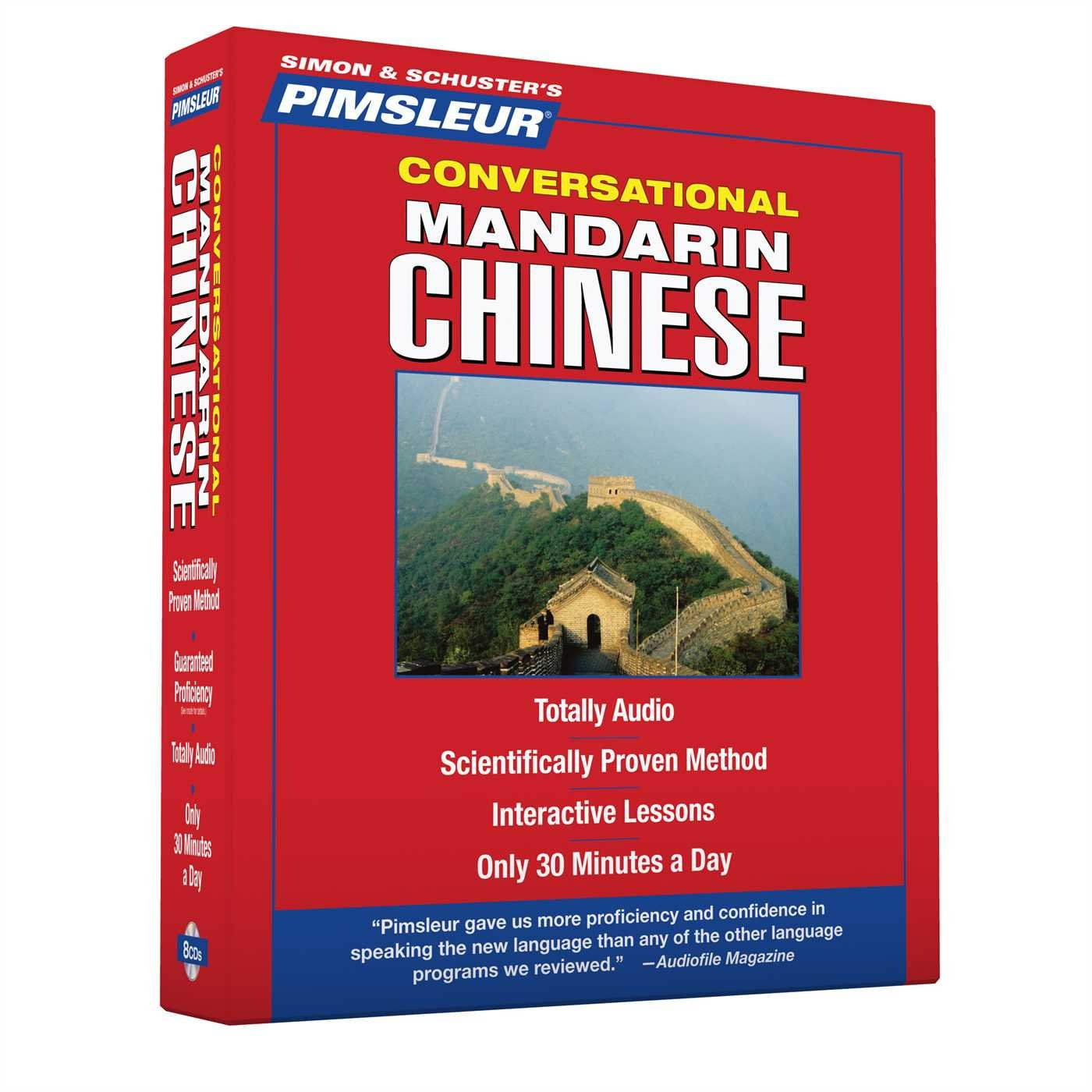 Pimsleur Chinese Mandarin Conversational Course Level 1 Lessons