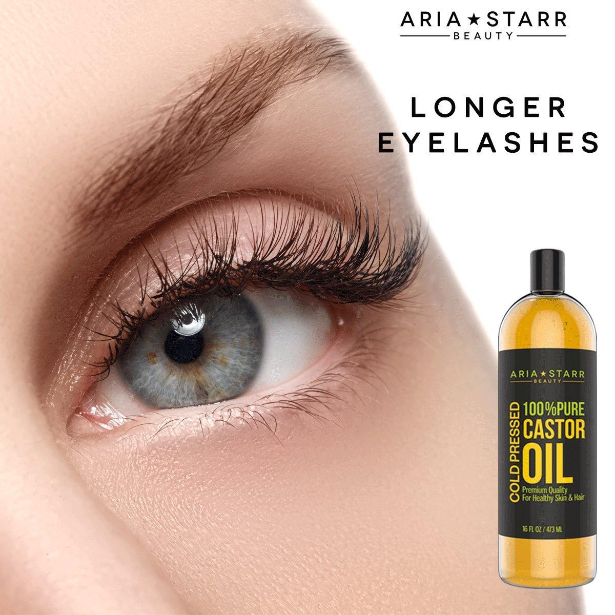 Aria Starr Castor Oil