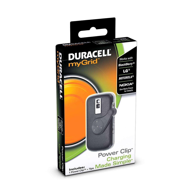 Duracell myGrid Power Clip