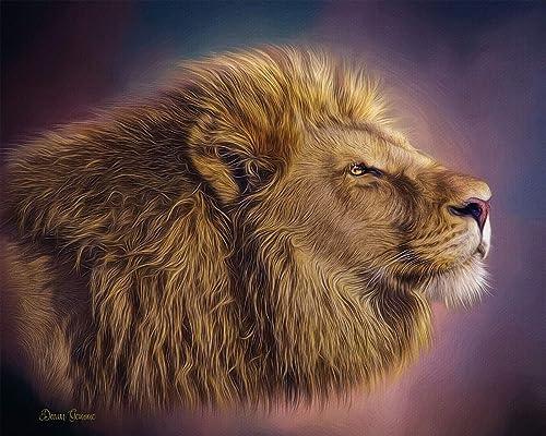 Oil Painting On Stretch Canvas Exotic Wild Animal Wall Decor Komodo Dragon Digital Painting