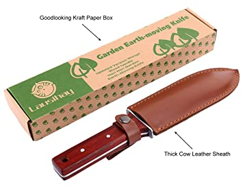 Amazoncom 12 Hori Hori Garden Knife Perfect Garden Tool for