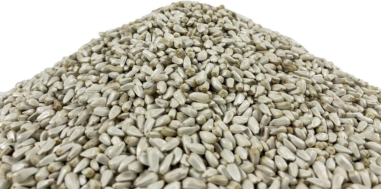 Executive Deals Premium Safflower Bird Seed, Wildlife Bird Feed - Organically Grown USA - 10LB (Double-Sealed)