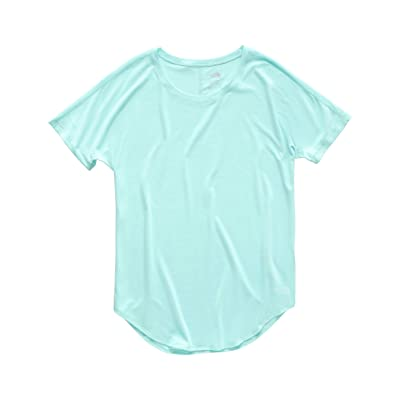 The North Face Women's Workout Short Sleeve: Sports & Outdoors