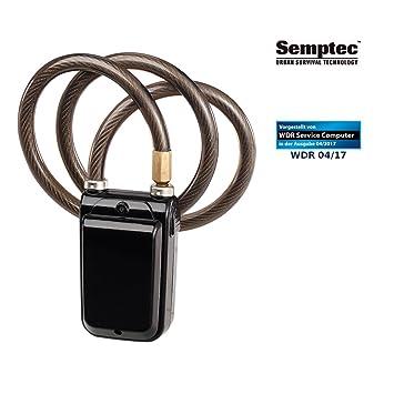 Alarma para bicicleta Semptec: Aplicación controlada con ...
