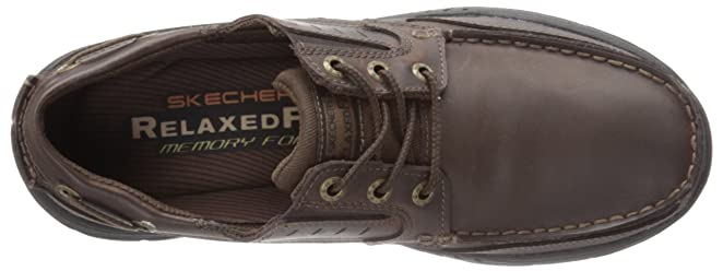 SKECHERS USA esperado zapato Gembel Barco TDFQlXt8