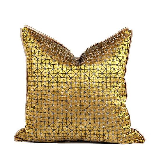 nuobaby - Cojín Decorativo para sofá, 50 x 50 cm, con ...
