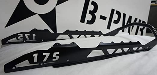 B-PWR Gas can tunnel rack