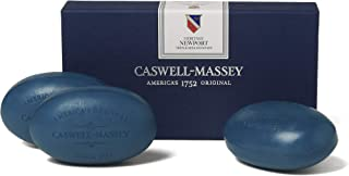 product image for Caswell-Massey Triple Milled Luxury Bath Soap Newport Gift Set - Famed Fragrance - 5.8 Ounces Each, 3 Bars