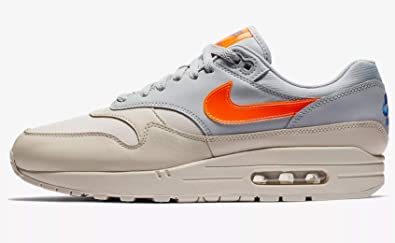 Mens Nike Air Max Desert Sandtotal Orange Wolf Grey