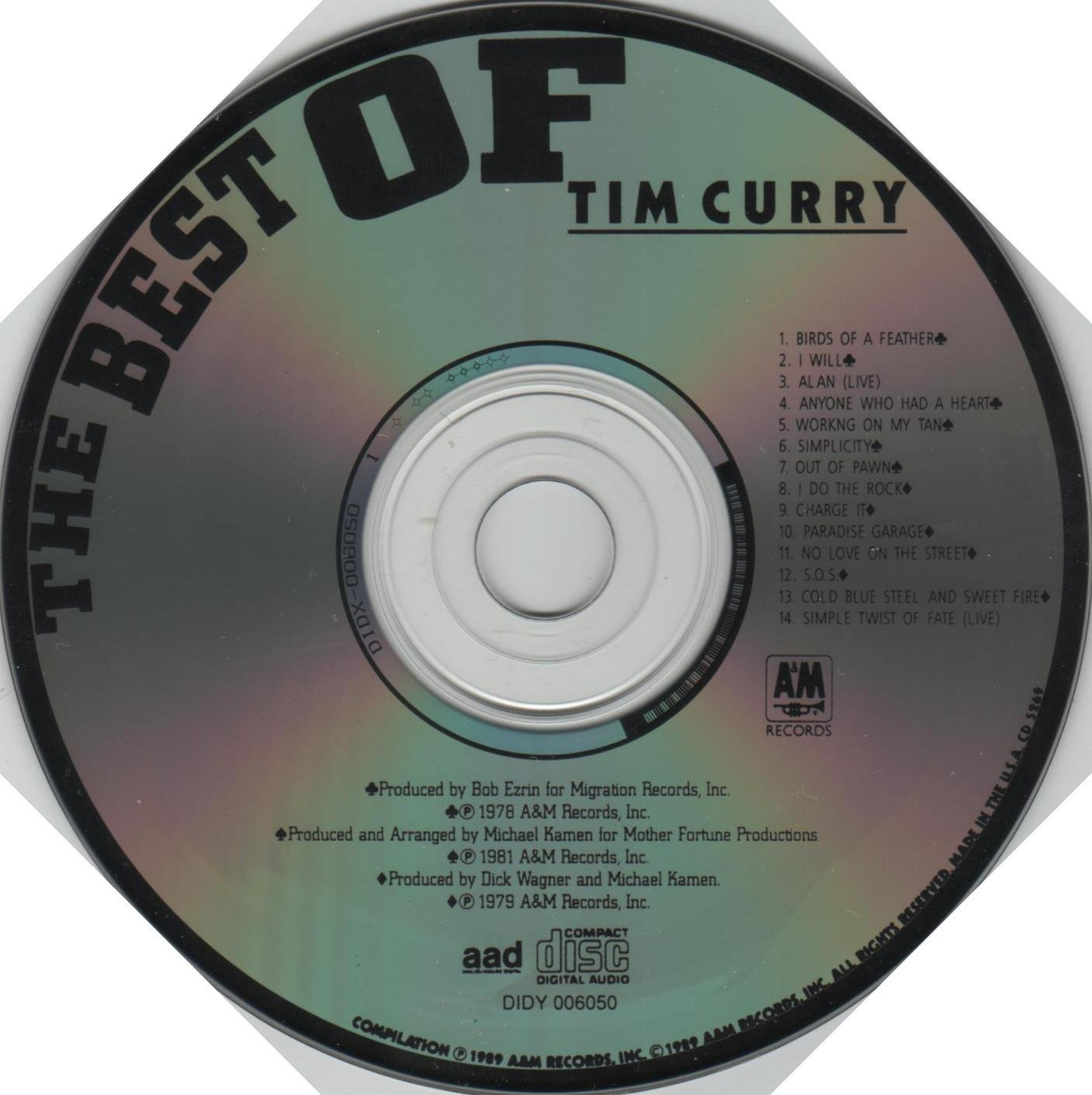 best of tim curry tim curry amazon de musik