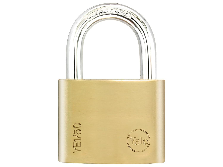 Brass Yale Locks YALYE130 30 mm Padlock