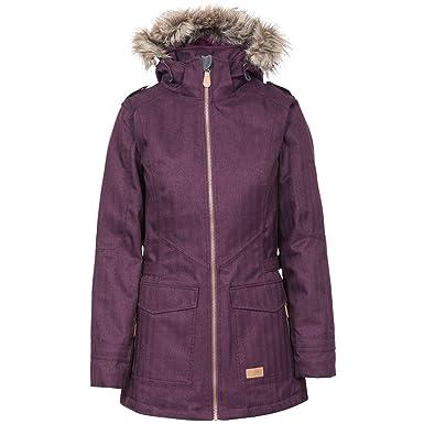 Trespass Damen Mantel Gr. L, Potent Purple: