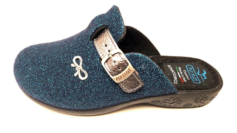 28cc846d8d8d Fly Flot L3902 MF blu n 37  Amazon.co.uk  Shoes   Bags