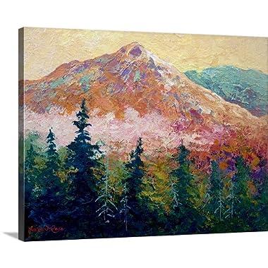Marion Rose Premium Thick-Wrap Canvas Wall Art Print Entitled Mountain Sentinel 30 x24