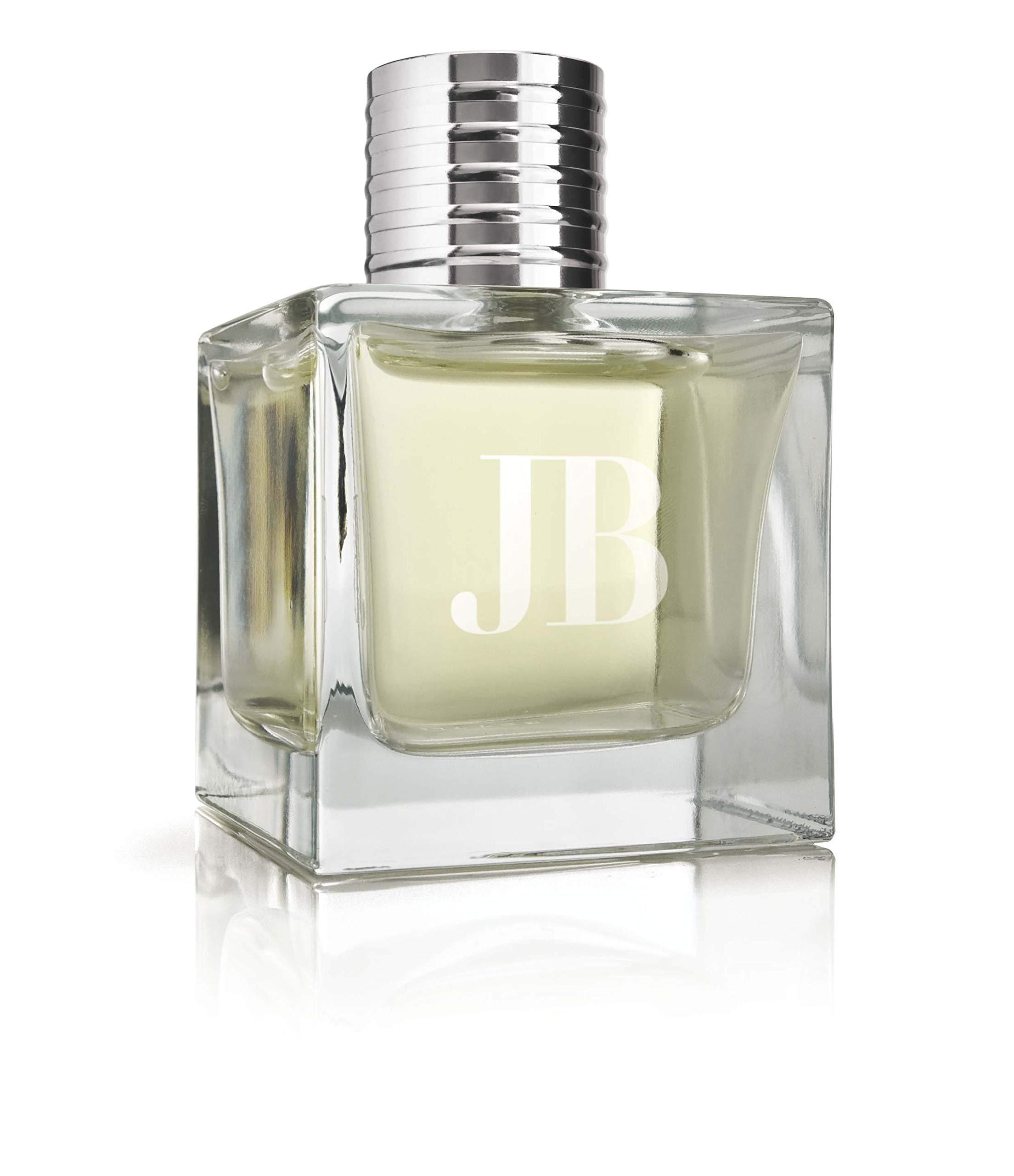 Jack Black - JB Eau de Parfum, 3.4 fl oz - Classic Men's Fragrance, Citrus and Warm Woods, Tangerine, Black Pepper, Peppermint, Eucalyptus, Geranium, Orchid, Papyrus, Black Amber, and Blonde Woods by Jack Black