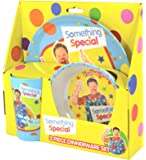 Something Special Mr Tumble 3-Piece Dinner Set   Mealtime   Dinnerware