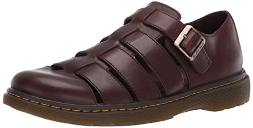 acf7b13c58d Dr. Martens Men's Fenton Closed Toe Sandals