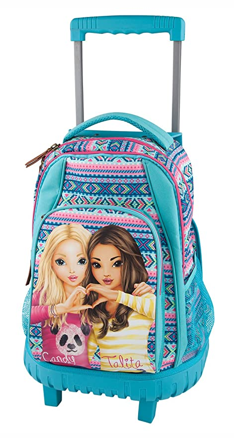 MOCHILA CARRO TROLLEY TOP MODEL 10167