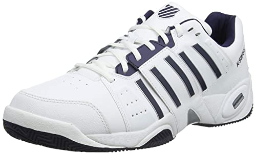 brand new aa3ec c6a0e K-Swiss Performance Men's Accomplish Iii Tennis Shoes
