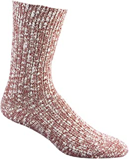 product image for Wigwam Cypress Socks White / Red LG