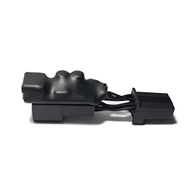 SimpleUSBPort Mirror to Dashcam Adapter (10-pin Type A, Nissan/Infiniti/Mazda): Car Electronics