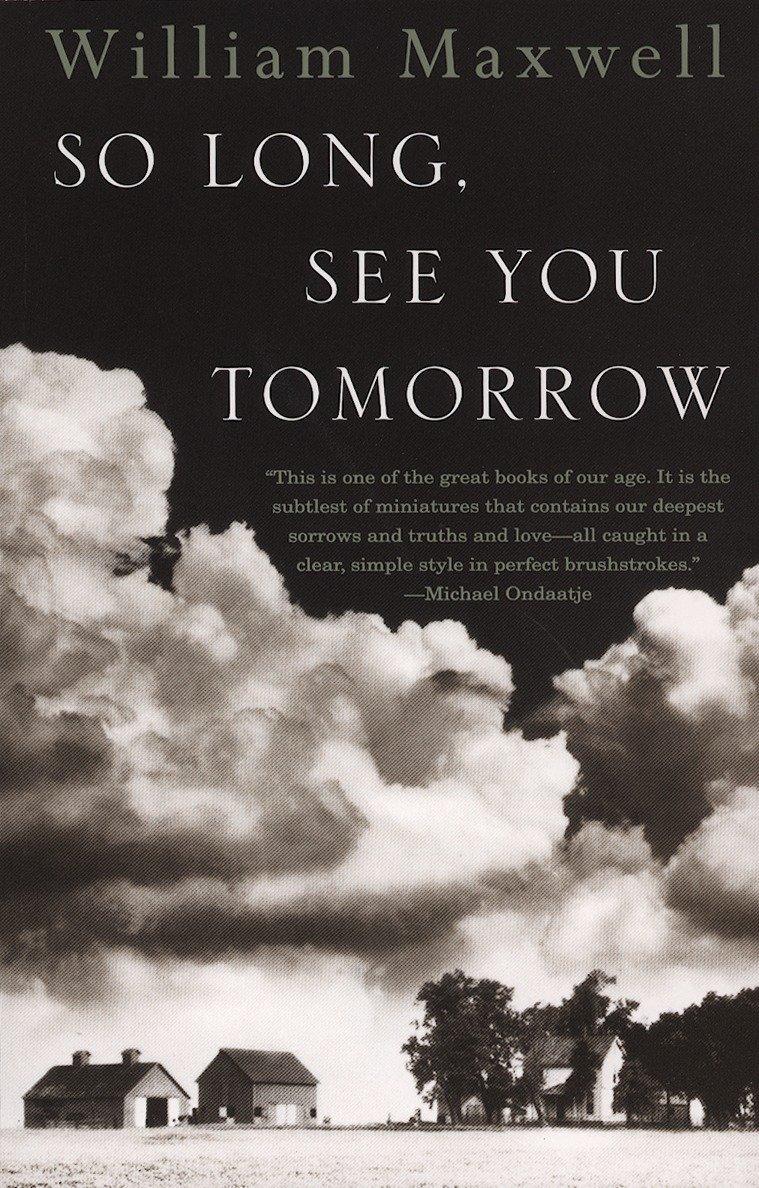 Read Online So Long, See You Tomorrow pdf epub