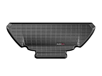 Yilaite 1pcs Car Boot Mat Boot Tray Boot Liner Rear Trunk Mat Trunk Liner Tray Cargo Liner Cargo Mat Cargo Tray Floor Mat Carpet Custom Fit for Focus Hatchback 2012 2013 2014 2015 2016 2017 2018