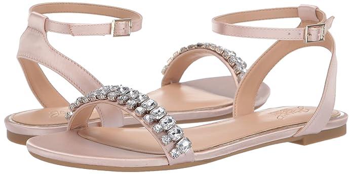 8318b5bab864 Amazon.com  Badgley Mischka Women s Dalinda Sandal  Shoes