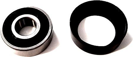 Inferior rodamiento de bolas y rodamientos para Motor de aspiradora para Rainbow Rexair reparación de modelos D4 C y D4 C. Se: Amazon.es: Hogar