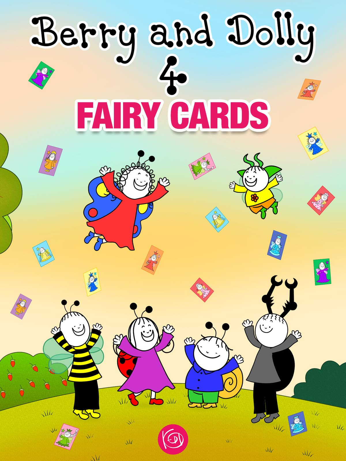 Berry and Dolly - Fairy Cards on Amazon Prime Video UK