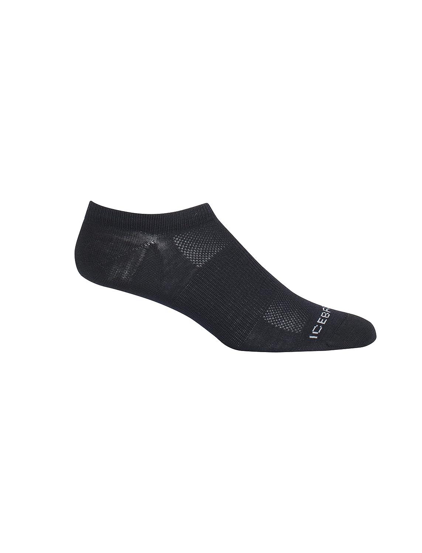Icebreaker Merino Lifestyle Ultralight Cushion No Show Socks, New Zealand Merino Wool 104183