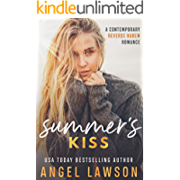 Summer's Kiss: Contemporary Romance (The Boys of Ocean Beach Book 1)