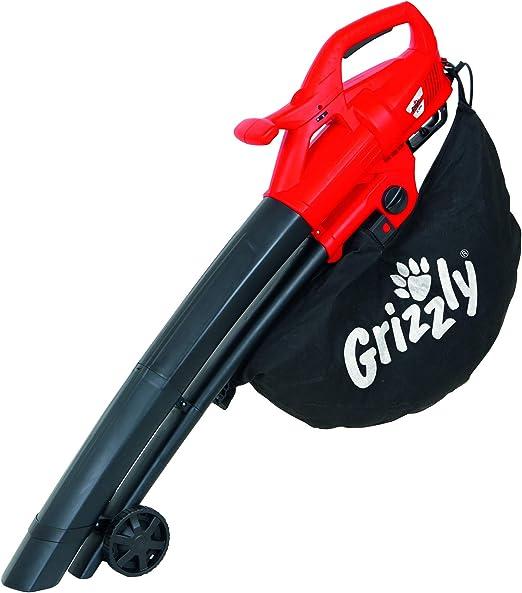 Grizzly EL 2800 3in1 Eléctrico - Soplador, aspirador y triturador ...