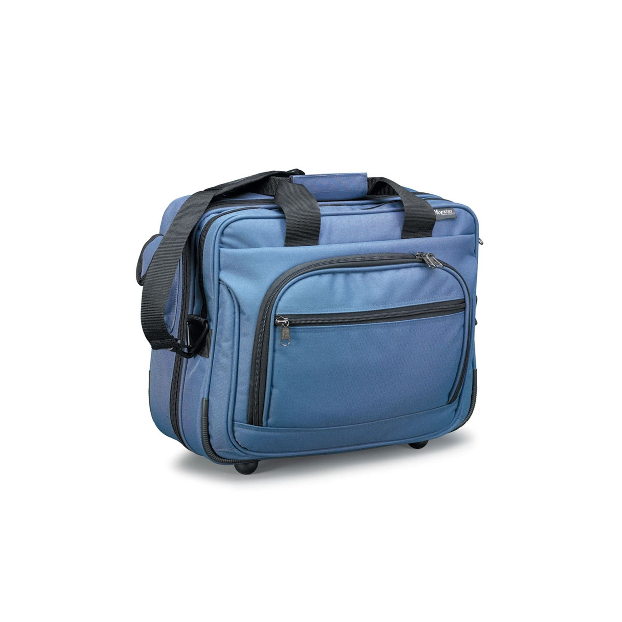 Wheeled Home Healthcare Bag for Medical Professionals