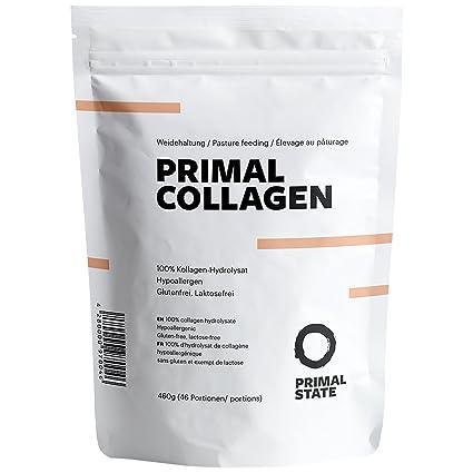 Proteína de colágeno PRIMAL | Péptidos hidrolizados de colágeno | Proviene de ganado de pastoreo |