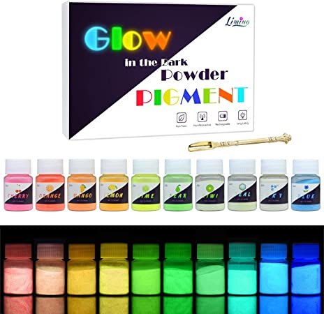 Glow In The Dark Powder Pigment Premium Green 200g